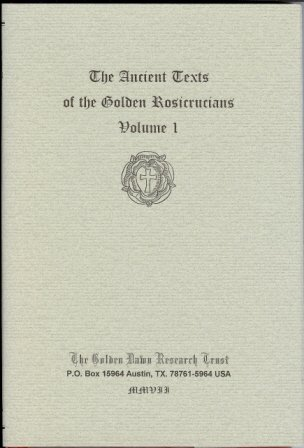 The Ancient Texts of the Golden Rosicrucians.: Michael Maier, Magister