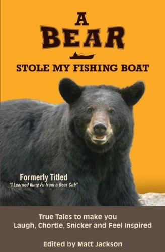 I Learned Kung Fu from a Bear: Jackson, Matt (Ed)