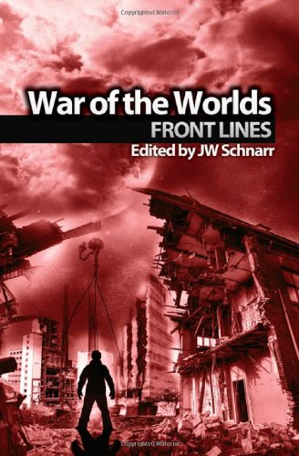 9780973483727: War of the Worlds: Frontlines