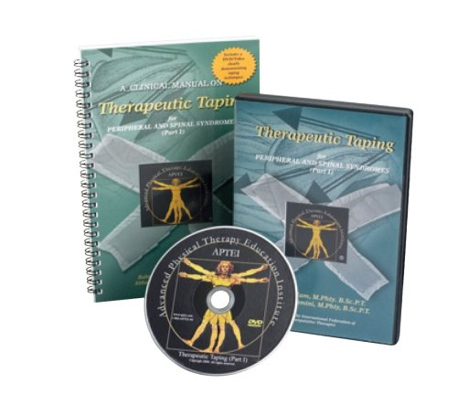 9780973537406: A Clinical Manual on Therapeutic Taping for Peripheral and Spinal Syndromes (Part 1) (907PKG)