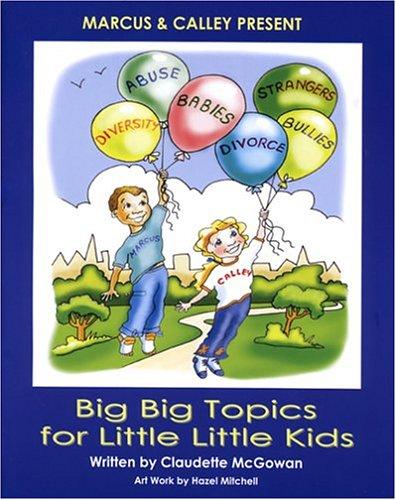 9780973570601: Big Big Topics for Little Little Kids
