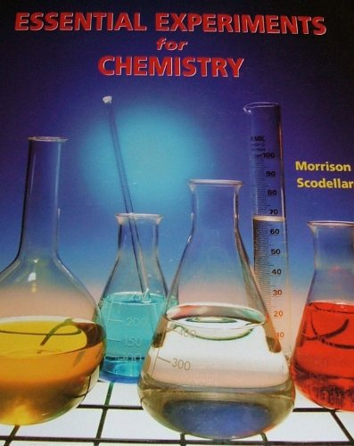 9780973570700: Essential Experiments for Chemistry : Students Edition