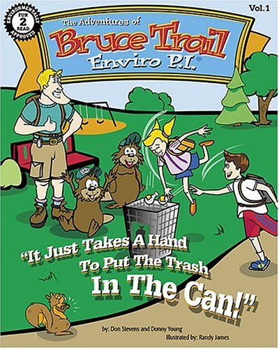 9780973615609: The Adventures of Bruce Trail Enviro P.I.: