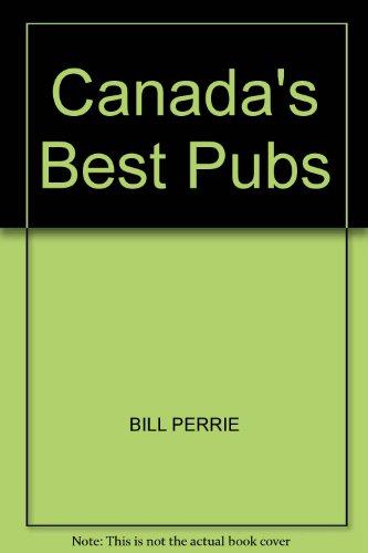 Canada's Best Pubs: BILL PERRIE