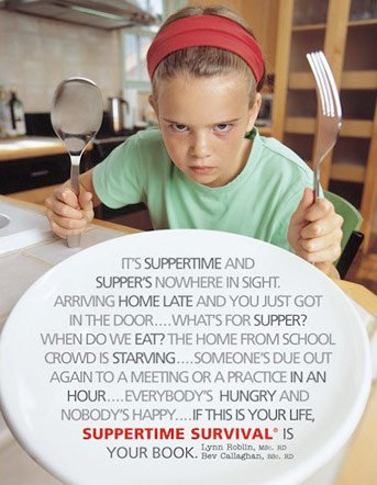Suppertime Survival: Lynn Roblin, Bev Callaghan