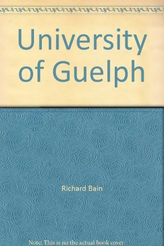 University of Guelph: n/a