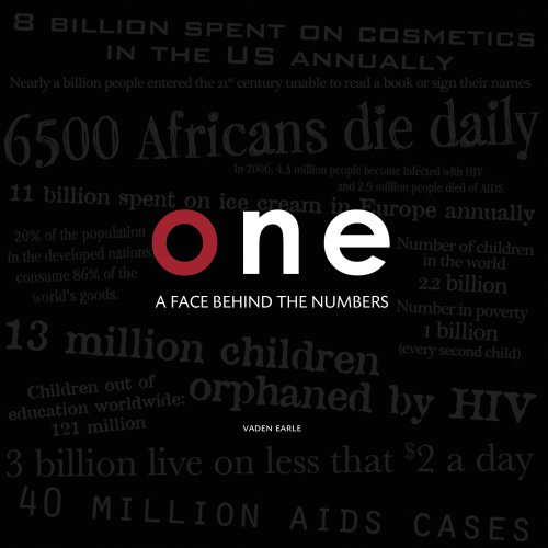 9780973727982: ONE - A FACE BEHIND THE NUMBERS