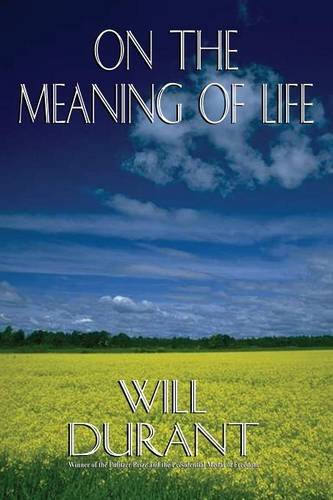 9780973769807: On the Meaning of Life