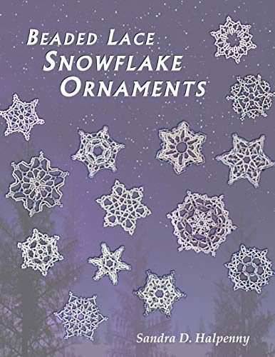 9780973797367: Beaded Lace Snowflake Ornaments