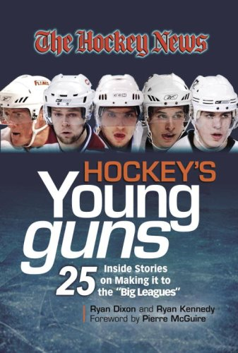 9780973835557: Hockey's Young Guns: 25 Inside Stories on Making It to