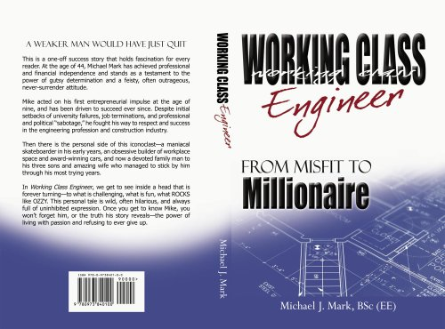 9780973840100: Working Class Engineer - From Misfit to Millionaire