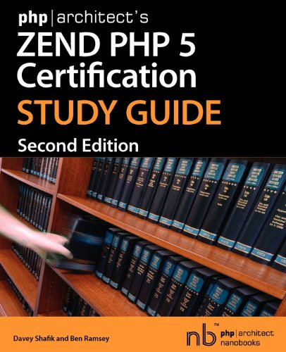 9780973862140: Phparchitect's Zend PHP 5 Certification Study Guide