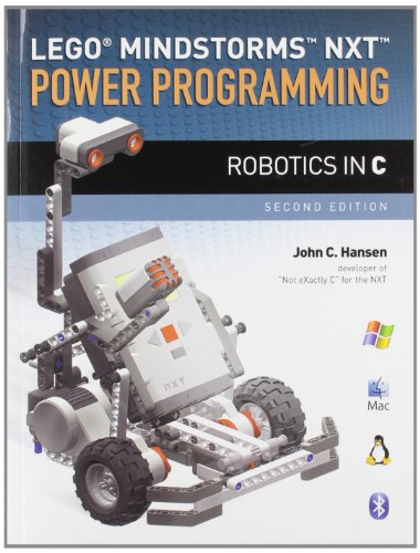 9780973864977: LEGO Mindstorms NXT Power Programming: Robotics in C 2nd Edition