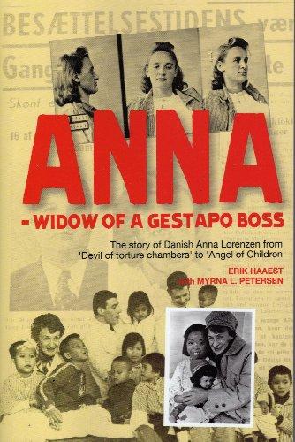 Anna: Widow of a Gestapo Boss: Erik Haaest