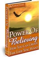 Power of Believing; How You Can Create: Karim Hajee