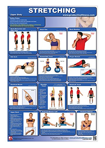 9780973941173: Stretching-Upper Body Laminated