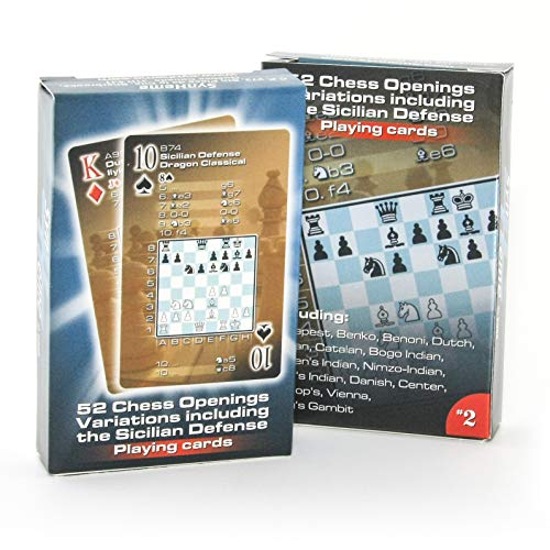 9780973950618: 52 Chess Openings Variations (Sicilian Defense)
