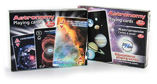9780973950625: Astronomy Playing Cards