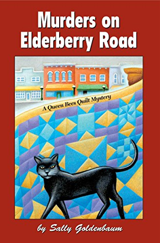 9780974000947: Murders on Elderberry Road: A Queen Bees Quilt Mystery