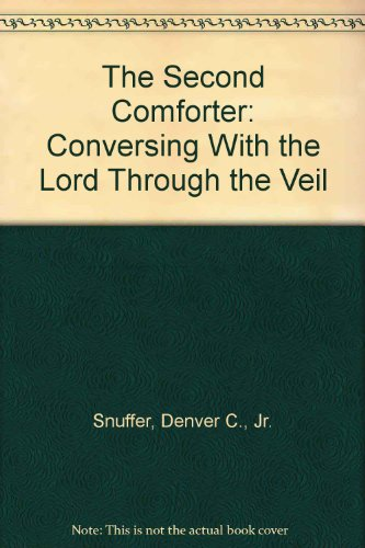 9780974015880: The Second Comforter: Conversing With the Lord Through the Veil
