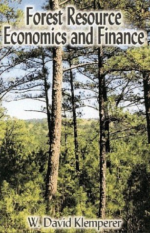 9780974021102: Forest Resource Economics and Finance