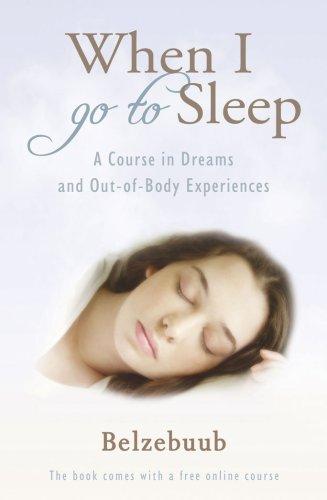 9780974056081: When I go to Sleep