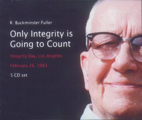 9780974060521: Only Integrity Is Going to Count