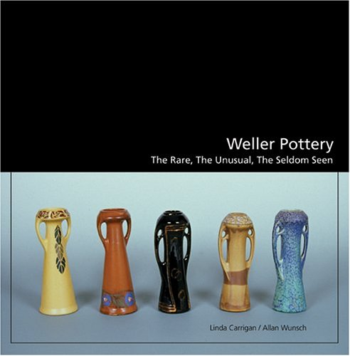 Weller Pottery: The Rare, the Unusual, the Seldom Seen