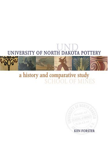 9780974063317: University of North Dakota Pottery: A History and Comparative Study