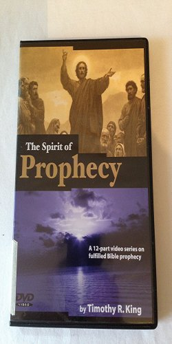 9780974083025: The Spirit of Prophecy