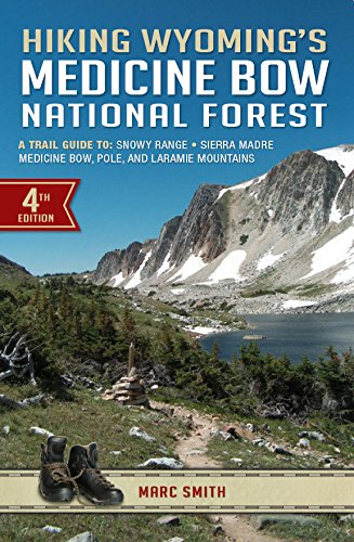9780974090085: Hiking Wyoming's Medicine Bow National Forest