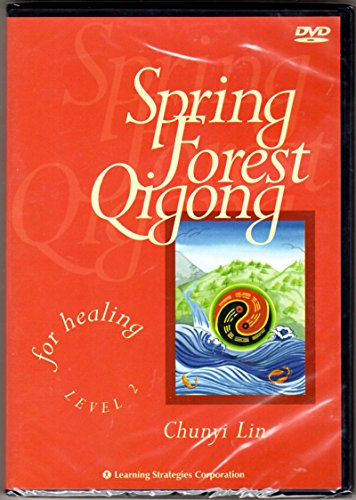 9780974094434: Spring Forest Qigong Level Two for Healing with Master Chunyi Lin