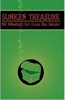 9780974116037: Sunken Treasure: Wil Wheaton's Hot Cocoa Box Sampler
