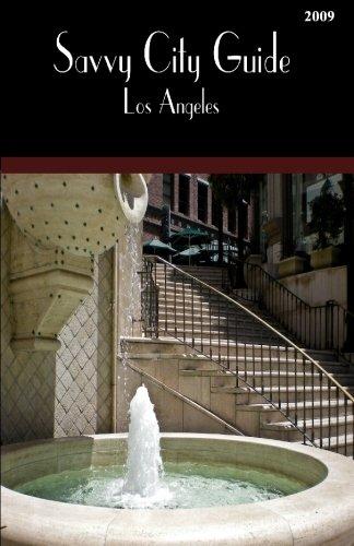 9780974119120: Savvy City Guide: Los Angeles