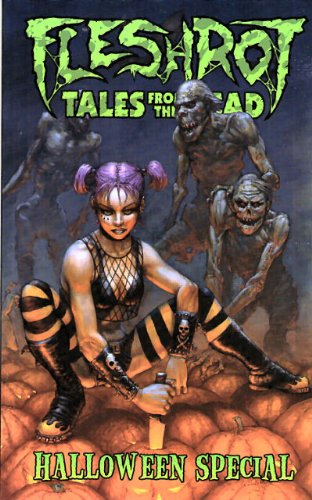 Fleshrot Tales from the Dead: Halloween Special: Misty Graves