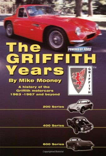 9780974130705: The Griffith Years
