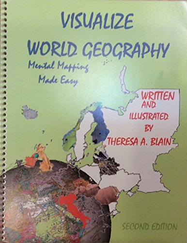 9780974140148 visualize world geography mental mapping made easy 9780974140148 visualize world geography mental mapping made easy gumiabroncs Choice Image