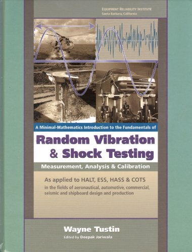 A Minimal-Mathematics Introduction to the Fundamentals of Random Vibration & Shock Testing: Measurement, Analysis and Calibration as Applied to Halt