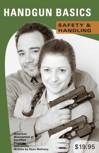 9780974148021: Handgun Basics: Safety & Handling