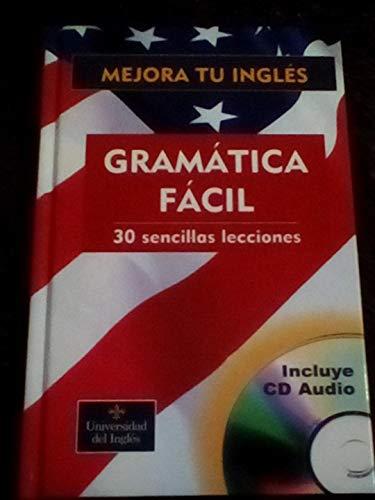 9780974148236: Gramatica Facil (30 sencillas lecciones Incluye CD Audio)