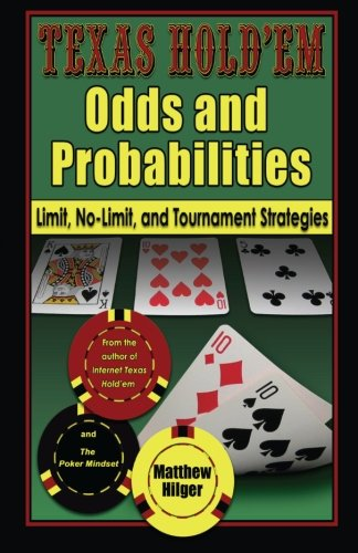 9780974150222: Texas Hold'em Odds and Probabilities
