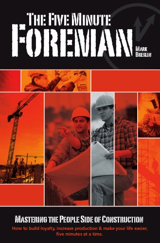 9780974166292: The Five Minute Foreman