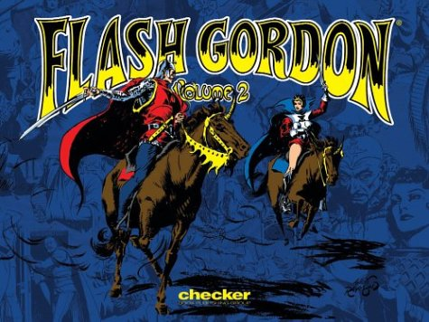 Alex Raymond's Flash Gordon, Vol. 2 (Alex Raymond's Flash Gordon)