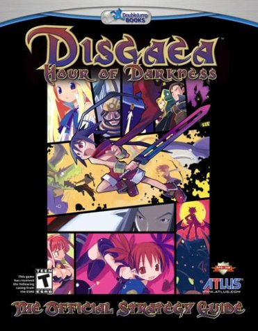 9780974170008: Disgaea: Hour of Darkness Official Strategy Guide