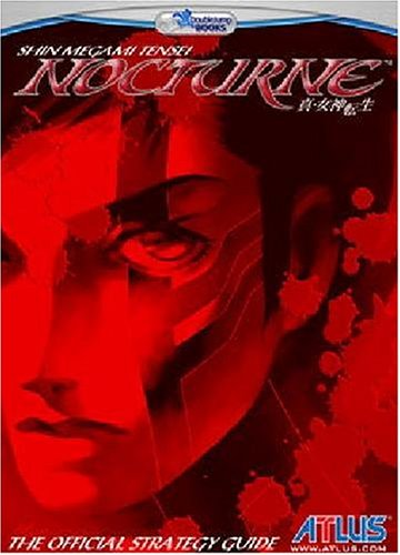 9780974170046: Shin Megami Tensei: Nocturne--The Official Strategy Guide