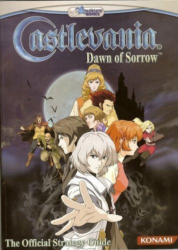 9780974170077: Castlevania: Dawn of Sorrow Official Strategy Guide