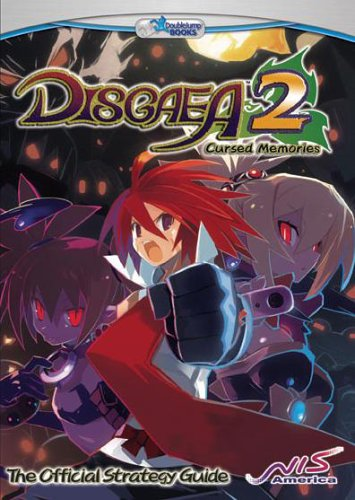 9780974170084: Disgaea 2: Cursed Memories - The Official Strategy Guide
