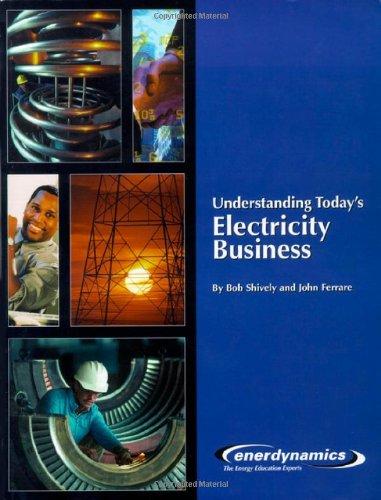 9780974174419: Understanding Today's Electricity Business