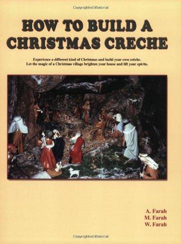9780974177410: How to Build a Christmas Creche