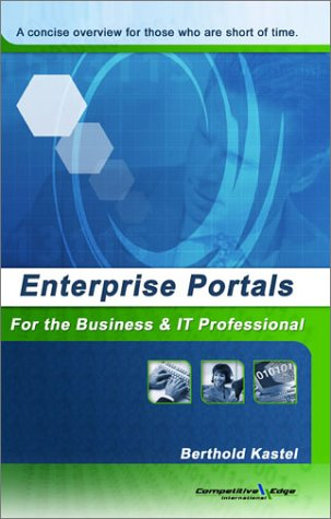 9780974180809: Enterprise Portals